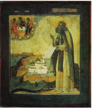 Преподобный Макарий Желтоводский, Унженский
