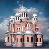 Свято-Николаевский собор. Историческая реконструкция