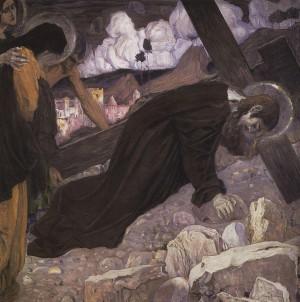 ...так и всякое испытание, как бы ни было оно тяжело, будем принимать, братия и сестры, как посланное Богом, как Крест, кроткое несение которого - есть путь ко спасению...