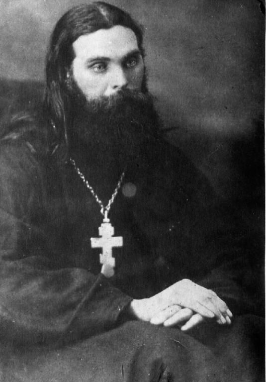 Священномученик Павел Гайдай, пресвитер