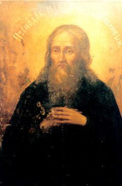 Прп. Павел Послушливый