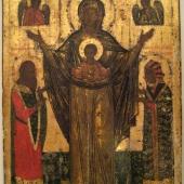 Мирожская чудотворная икона Божией Матери