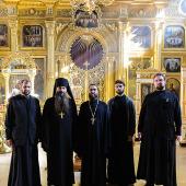 Священнослужители Зарубежной Церкви в паломнической поездке поРоссии