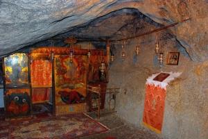 Пещера Иоанна Богослова на острове Патмос