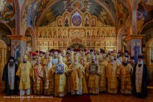 Собор священства в праздник в честь 30-летия архиерейства митр. Илариона и 80-летия Восточно-Американской епархии