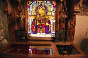 В 2001 году мощи священномученика Николая перенесены в Яковлевско-Благовещенский храм города Ярославля, где пребывают и по настоящее время.
