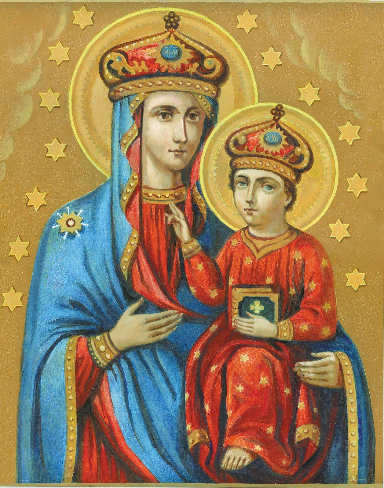 Озерянская икона Божией Матери - 12 ноября (нов. ст.)