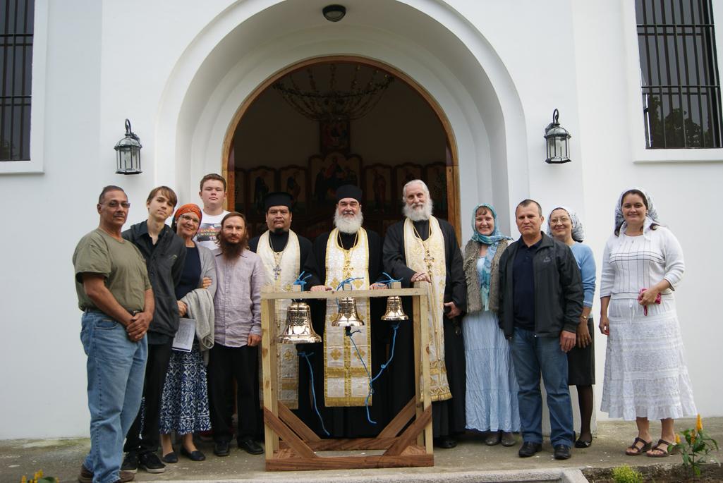 21 ноября 2014 г. Коронадо: Исполнилось 20 лет со дня основания Русской православной миссии в Коста-Рике