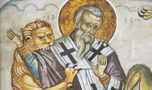 Святой Игнатий Богоносец