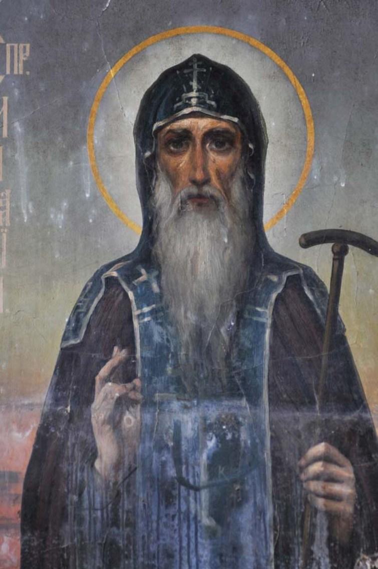 Преподобный Макарий Жабынский, Белевский чудотворец, родился в 1539 году