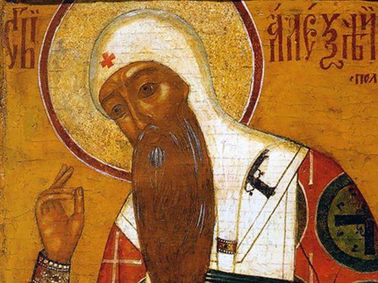 Святитель Алексий Московский