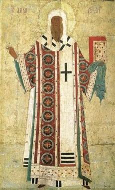 Святитель Алексий митрополит Московский
