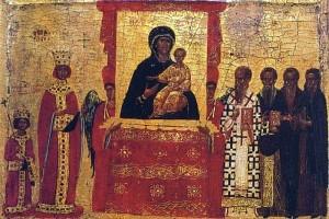 Икона Торжества Православия
