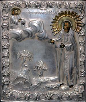 Преподобный Кирилл Новоезерский (Новгородский)