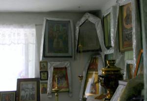 Келья блаженного Павла Таганрогского