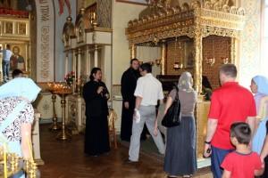 мощи Павла Таганрогского в Св-Николаевском храме г. Таганрог