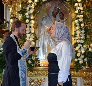 Песчанская икона Пресвятой Богородицы (память 8 июля по старому стилю)