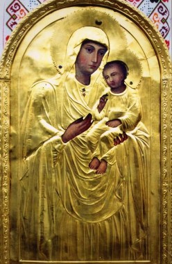 Песчанская икона Пресвятой Богородицы