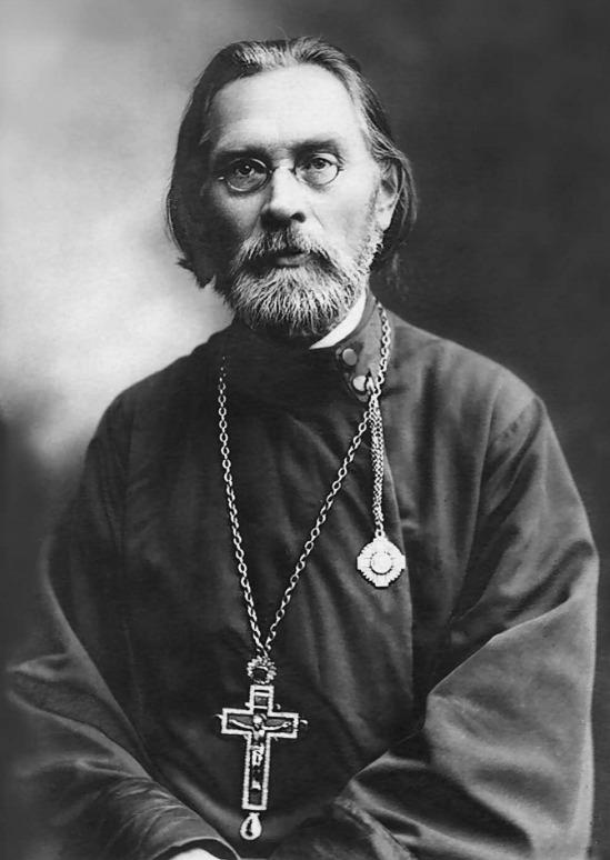 протоиерей Николай Розов