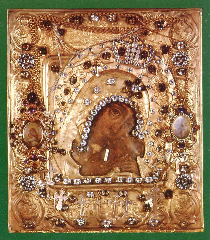 """Всреду светлой седмицы, православные христиане, празднуют день памяти иконы Божией Матери именуемой """"Касперовская"""""""