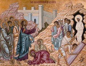 Лазарево воскрешение
