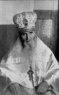 Схиархимандрит Севастиан Карагандинский