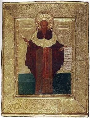 Преподобный Зосима Соловецкий
