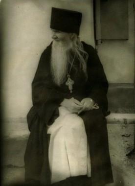 Схиархимандрит Севастиан Карагандинский (Фомин), преподобноисповедник