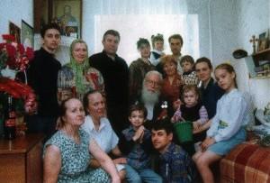 Семья о.Михаила Бойко
