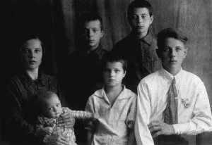 Семья Бойко