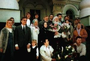 Духовная семья о.Михаила
