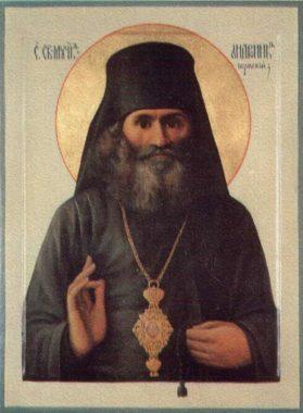 Святитель Андроник (Никольский), архиепископ Пермский и Кунгурский