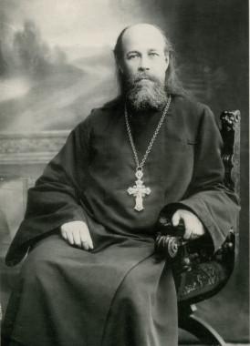 Протоиерей Философ Николаевич Орнатский (1860-1918)