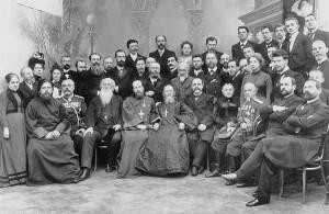Святой праведный Иоанн Кронштадский и священномученик протоиерей Философ Орнатский