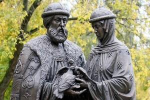 святые покровители брака и семьи Петр и Феврония