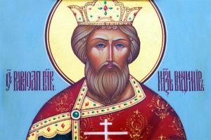 Креститель Руси, великий князь Владимир