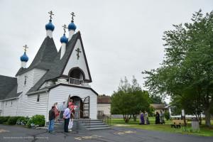 Тихвинский храм, Ховелл, Нью-Джерси