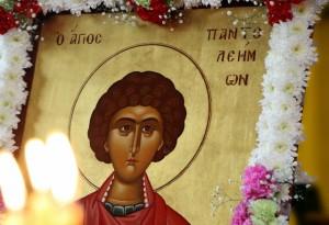 Великомученик целитель Пантелеймон