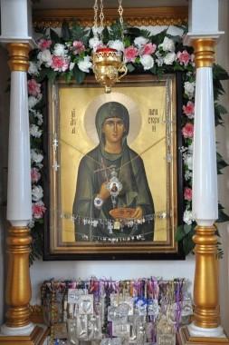 Святая Преподобномученица Параскева Римская (138–161). День памяти 26 июля / 8 августа