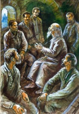 Соловецкие узники