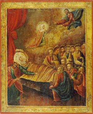 Успение Пресвятой Богородицы. История, проповедь