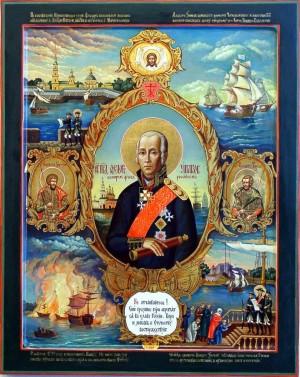 Блестящий флотоводец адмирал Федор Ушаков