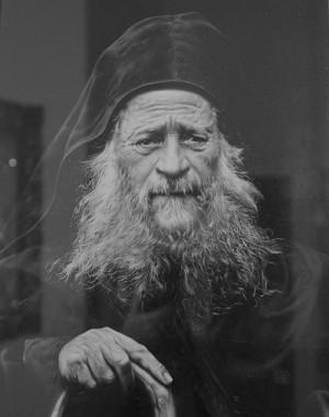 Афонский старец Иосиф Исихаст