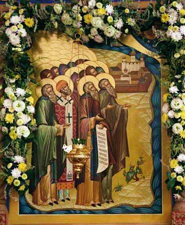 Новомученики и Исповедники Соловецкие