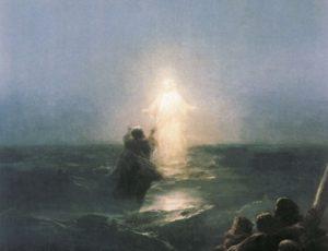 Хождение Иисуса Христа по воде