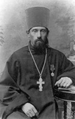 Протоиерей Николай Николаевич Подьяков