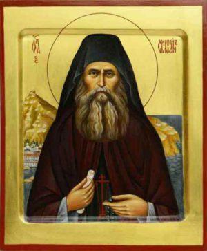 24 сентября Церковь празднует день памяти преподобного Силуана Афонского