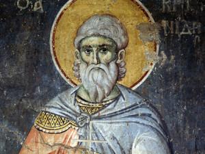 Священномученик исповедник Корнилий Сотник, епископ Кесарии Палестинской