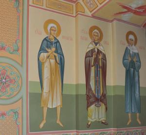 Блаженные Пелагея, Параскева и Мария Дивеевские