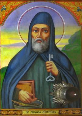 Преподобный Нико́ла Святоша, Черниговский, Печерский, князь